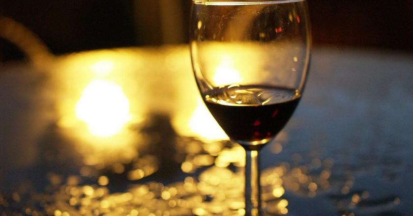 Wine Glass © Andrei Niemimaki / Flickr