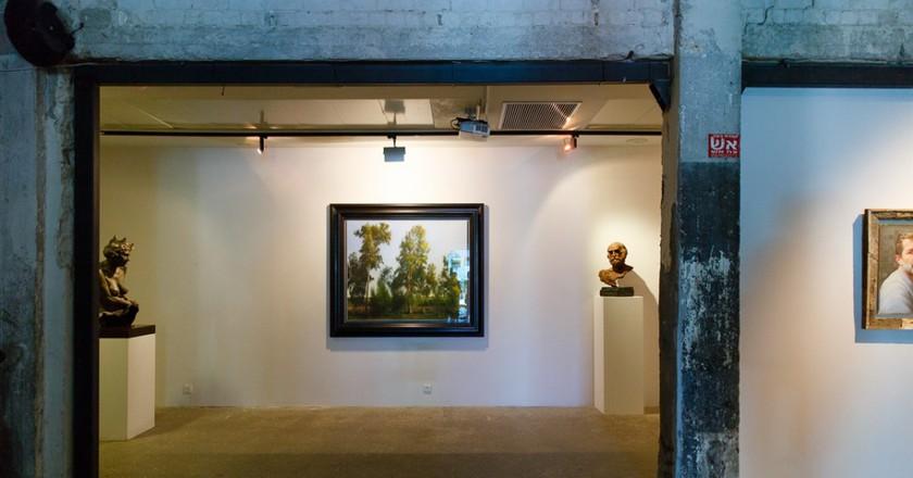 "Installation View, ""Eternal Return"" Exhibition, Contemporary by Golconda, Tel Aviv, May 7 – June 30, 2016 © Dafna Gazit."