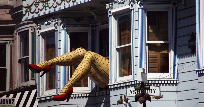 Celebrate SF's Most Historic District At The Haight Ashbury Street Fair