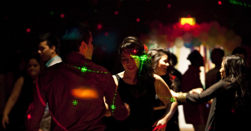 LEAA Salsa/Merengue/Bachata Dance Fall 2013 12 | © COD Newsroom/Flickr
