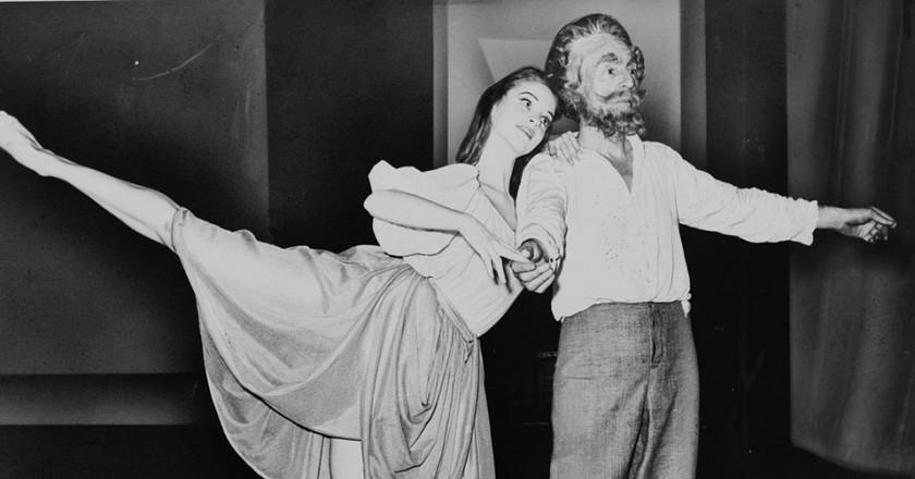 Peck And Balanchine At Paris Opera Ballet