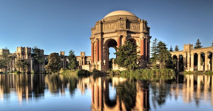 Palace of Fine Arts © Kevin Cole/Wikipedia