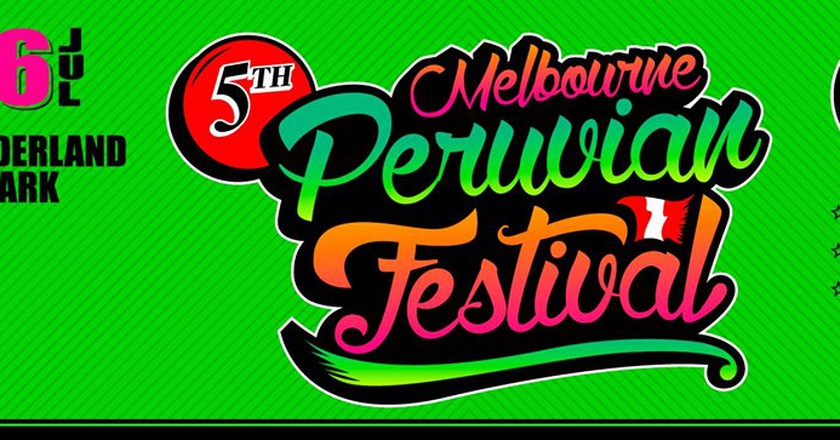 Party Inca Style At The 2016 Melbourne Peruvian Festival