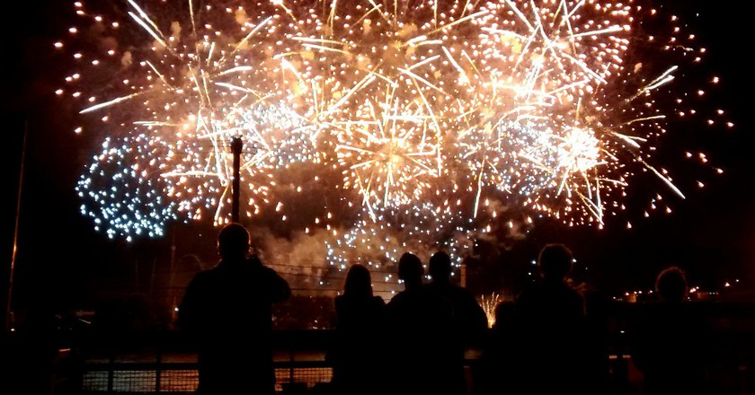 Light Up The Night At Macy's 40th Annual Fourth Of July Fireworks
