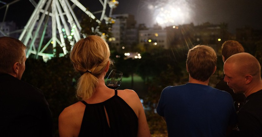 Great Spots For Watching Sant Joan Fireworks In Barcelona