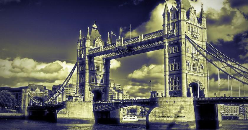 Tower Bridge| © hans-jürgen2013/Flickr