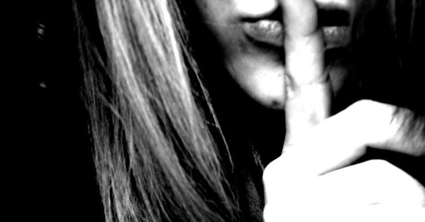 Shh | © Catherine/Flickr