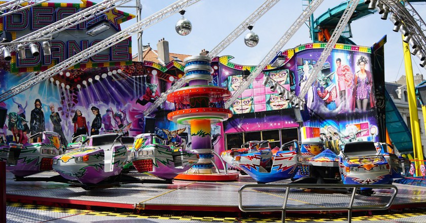 Get A Belgian Carnival Experience At The Foire du Midi