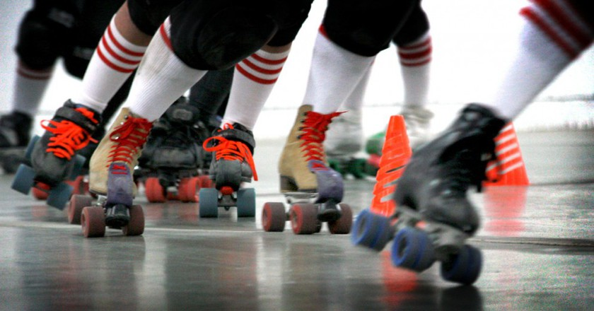 Roller Derby   © Terrence McNally/Flickr