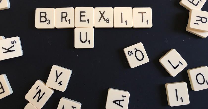 Brexit © jeffdjevdet/Flickr
