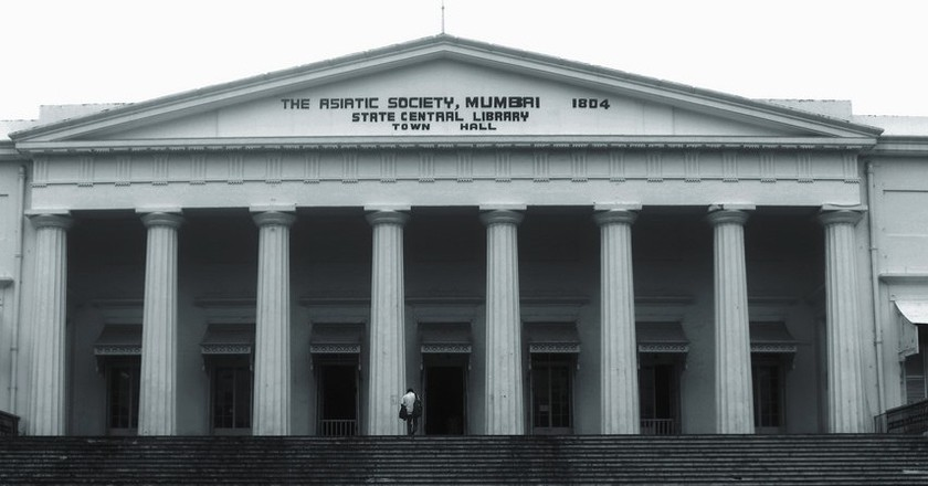 Asiatic Society of Bombay | © Sourav Das/Flickr