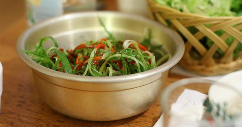 Korean food | © Geoff Peters/Flickr