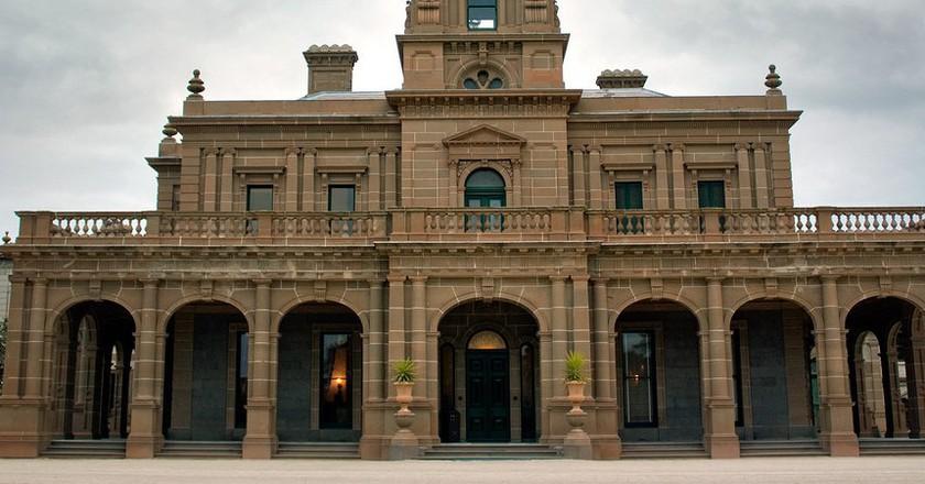 Werribee Mansion   © Rexness/Flickr