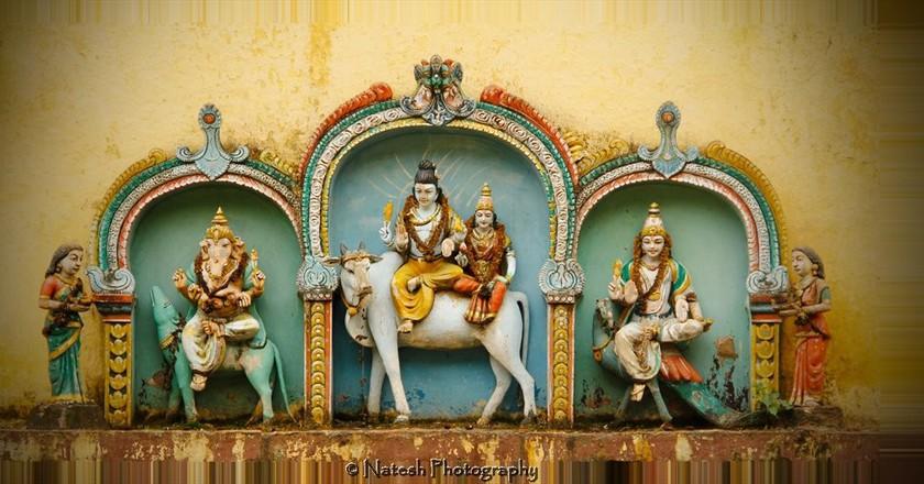 Velliangiri Temple | © Natesh Ramasamy / Flickr