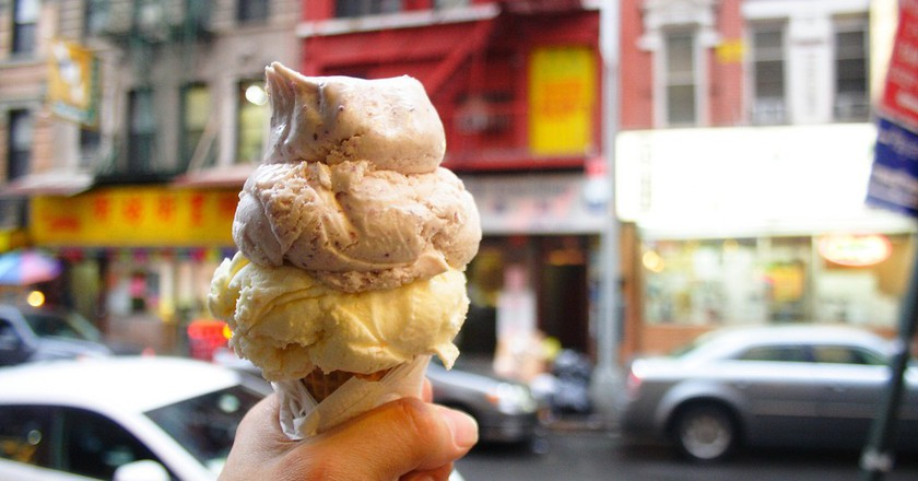 Chinatown Ice Cream Cone 2 | © Labyrinth X/Flickr