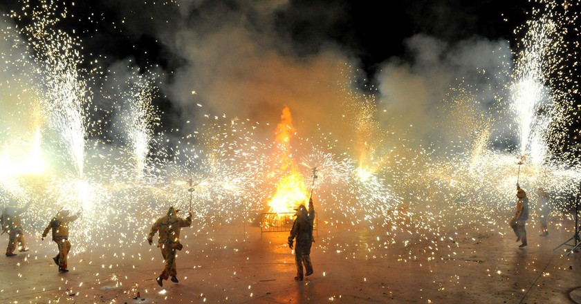 Everything You Need To Know About The Nit De Sant Joan