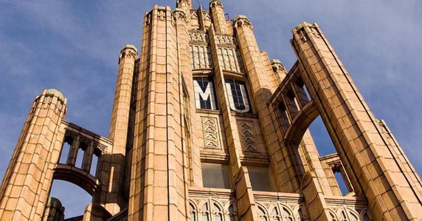 The History Of The Manchester Unity Building In 1 Minute