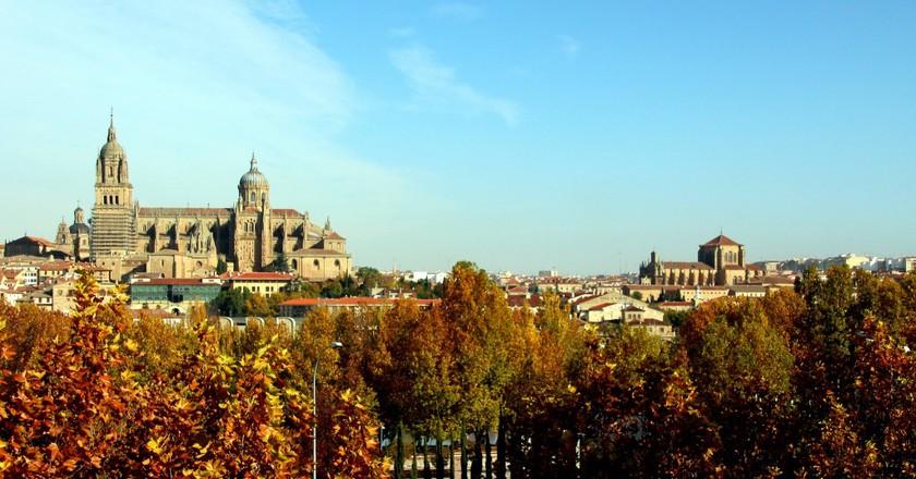 Views of Salamanca |© Manuel /Flickr