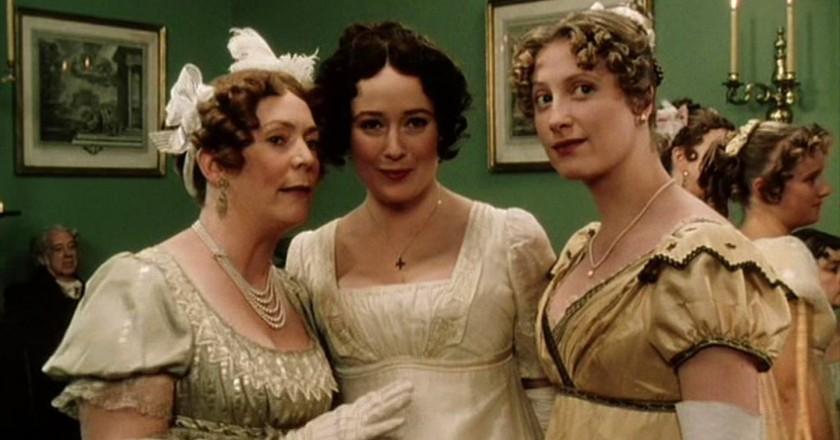 Elizabeth and Jane Bennet | © Pride and Prejudice (1995)/BBC Productions