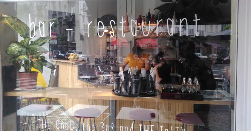 The Best Brunch Spots In Matongé, Brussels