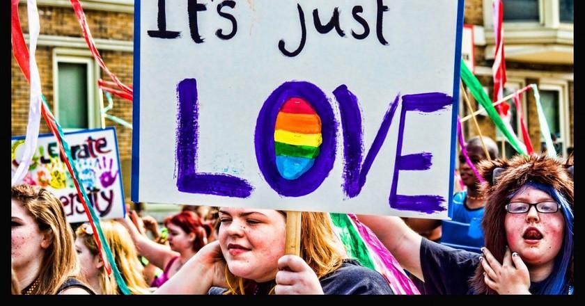 Berlin's Lesbian & Gay City Festival
