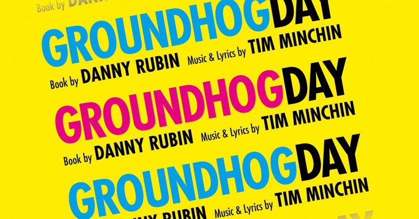 Groundhog Day | Courtesy of The Old Vic