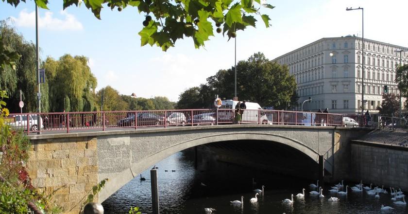 Kottbusser Brücke   Courtesy of Wiki Commons