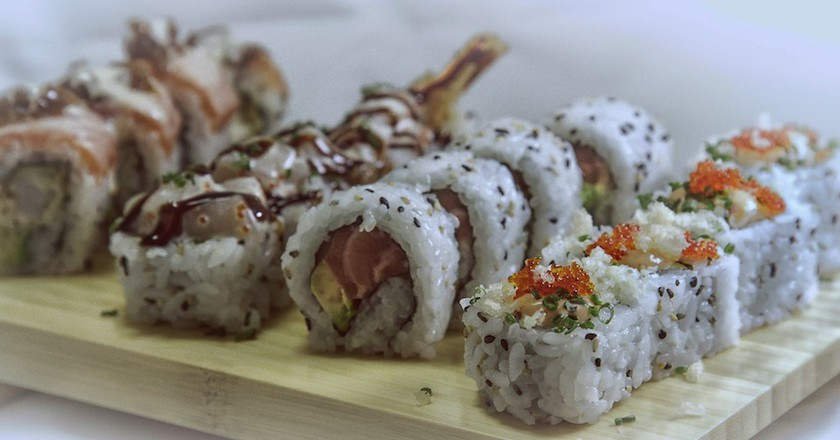 Restaurant Of The Week: The Tatami Room In Poble Sec