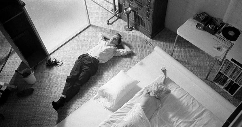 Marilyn Monroe 1961, Douglas Kirkland | Copyright Douglas Kirkland, Courtesy of Izzy Gallery