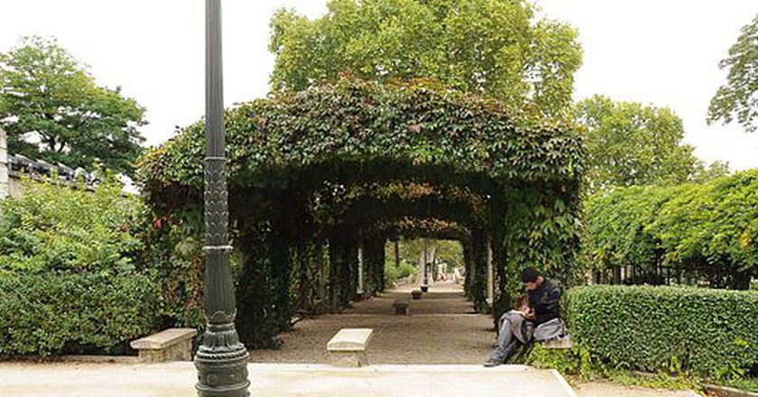 Montmartre Parc de la Turlure|©Moonik/Wikicommons