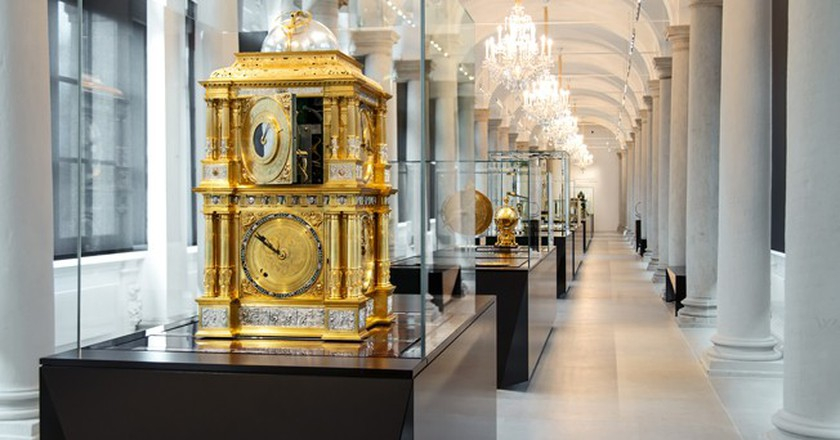 The Cosmos of the Princes Gallery | © SKD - Hans Christian Krass