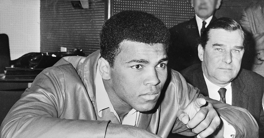 Muhammad Ali 1966 | © Dutch National Archives/WikiCommons