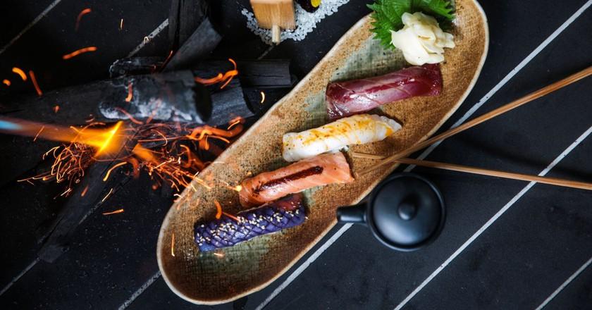Nikkei Sushi | Courtesy of Chotto Matte London
