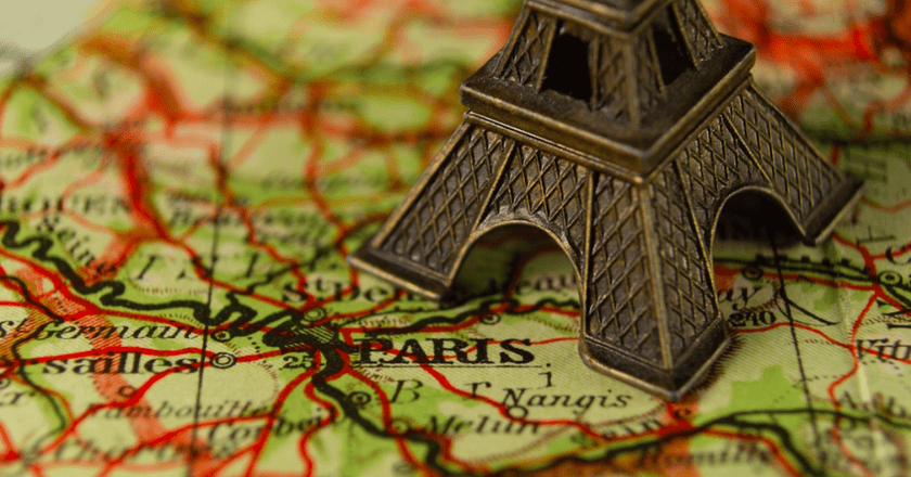 Paris   © Hannes Wolf/Unsplash