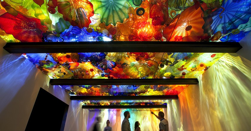 Experience A Glass Wonderland With CHIHULY At The ROM