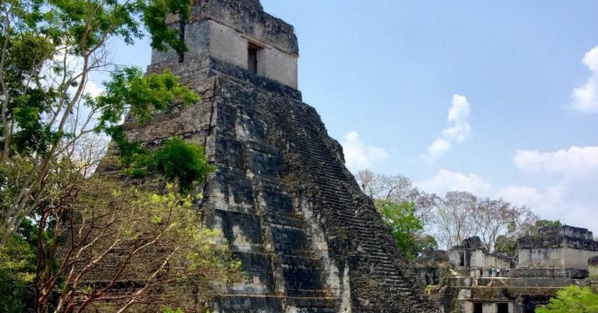 Mayan Ruins at Tikal | Courtesy of Michelle Razavi