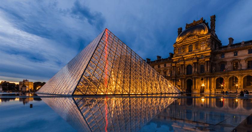 Louvre | ©David Bertho/Flickr