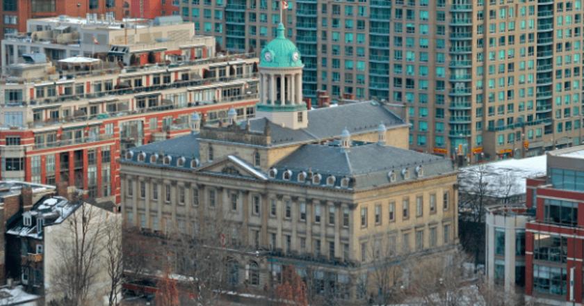 St Lawrence Hall Toronto 2010 | © Vladimir/Wikicommons