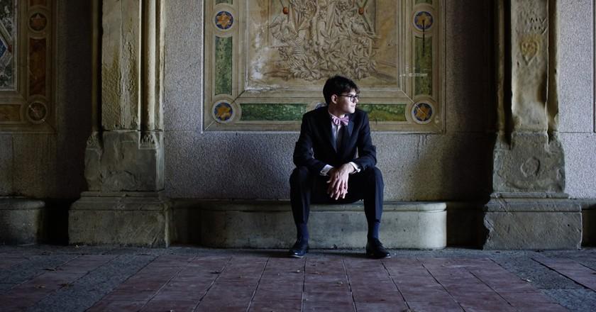 "Thomas Nickell has been named the ""American Mozart"" by Italian critics   Courtesy of Stephen Sullivan"