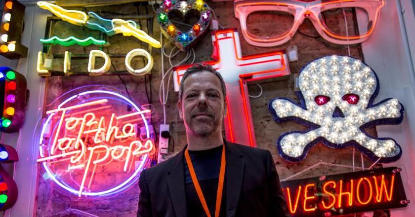 Tom Harvey, Chief Executive of SohoCreate  Courtesy of SohoCreate
