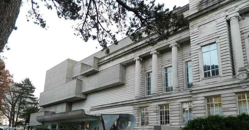 Photograph of Ulster Museum exterior | © Bazonka/WikiCommons
