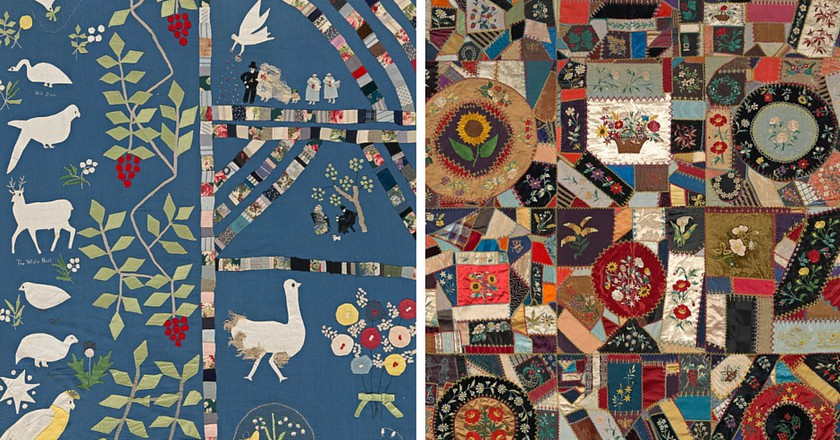The History Of Australian Quilting At The Ian Potter Centre