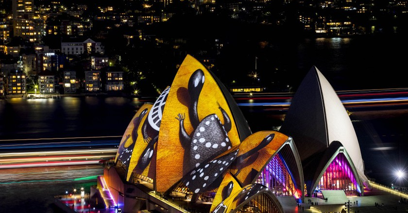 The 15 Coolest Things to See at Vivid Sydney This Year