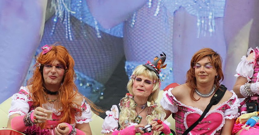 Berlin's Christopher Street Day | © Stefano Bolognini/WikiCommons