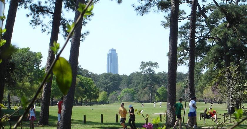 Memorial Park | © Tartessos75/WikiCommons