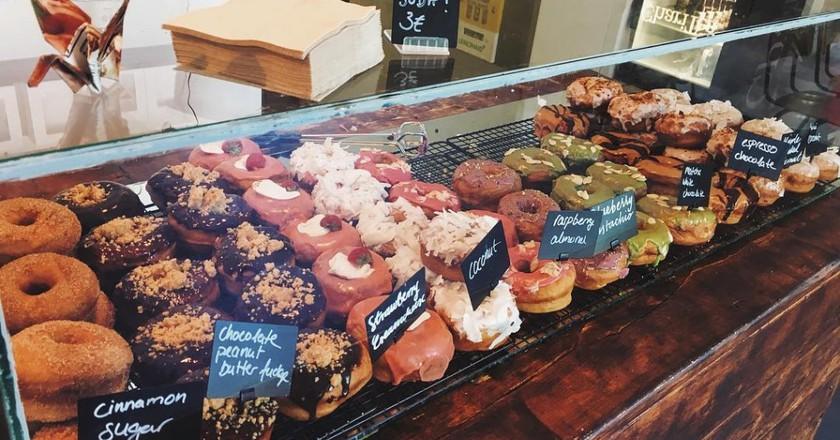 Image Courtesy of Brammibal's Donuts