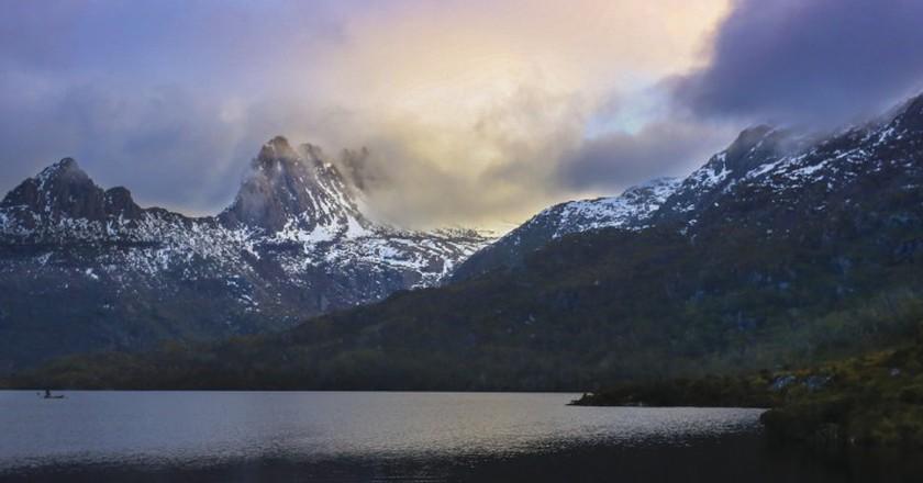 Cradle Mountain, West Coast, TAS   Courtesy of Tourism Australia © Graham Freeman