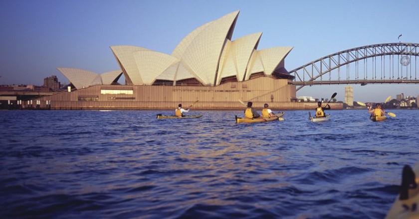 Sydney | Courtesy of Tourism Australia © Garth Oriander
