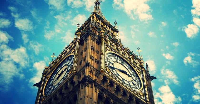 Big Ben, London| ©Rupinder Virdi/Flickr