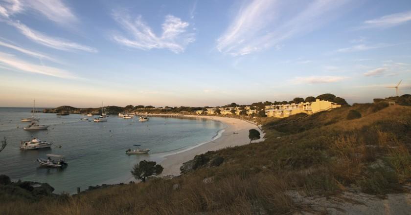 Geordie Bay, Rottnest Island, WA | Courtesy of Tourism Australia © Adrian Brown